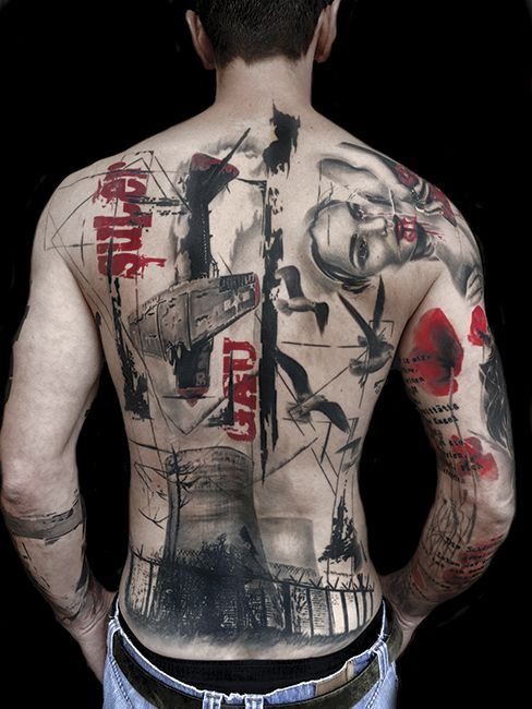 Tattoo Gallery | TrashPolka Tattoos by Volko Merschky & Simone Pfaff