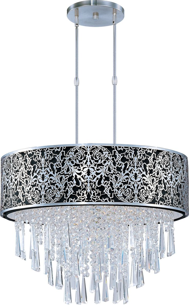 Quorum electra 8 light sputnik chandelier amp reviews wayfair - Maxim Lighting Rapture 9 Light Inverted Pendant Wayfair Www Onlineinteriordecorating Ca Interior Decorating