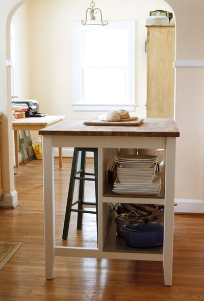 Ikea stenstorp island perfect size and more storage for The perfect kitchen island