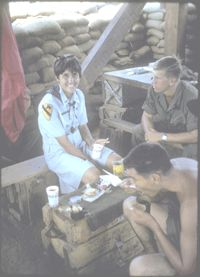 Doughnut Dollys in Vietnam