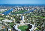Brisbane and surrounds   Laze in the lush riverside gardens of South Bank, then browse the markets and swim in its lagoon. Bike ride in the City Botanic Gardens and abseil the cliffs of Kangaroo Point. Glide down the river on a majestic paddlesteamer or take a high-speed ferry to vibrant inner-city villages like Bulimba and New Farm