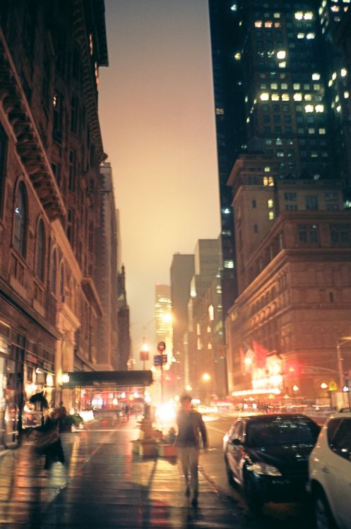 city street at night tumblr - photo #4