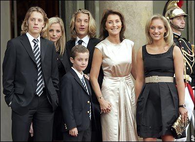 Mes fils, mes filles et mon ex (reviens... tu me manques bbey...)