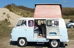 Campervan hire Cornwall and Glamping in Cornwall
