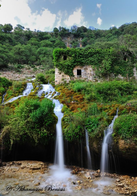 ~Souli in Thesprotia prefecture, Epirus~NW Greece    (photo by Athanasios Benisis)