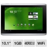 "Acer Iconia 10.1"" 16GB WiFi Android Tablet (Personal Computers)  #Best seller"