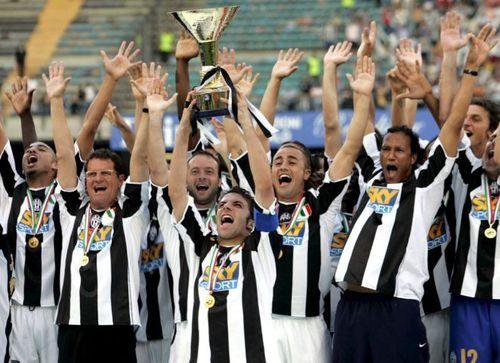 2005 Campioni D'Italia