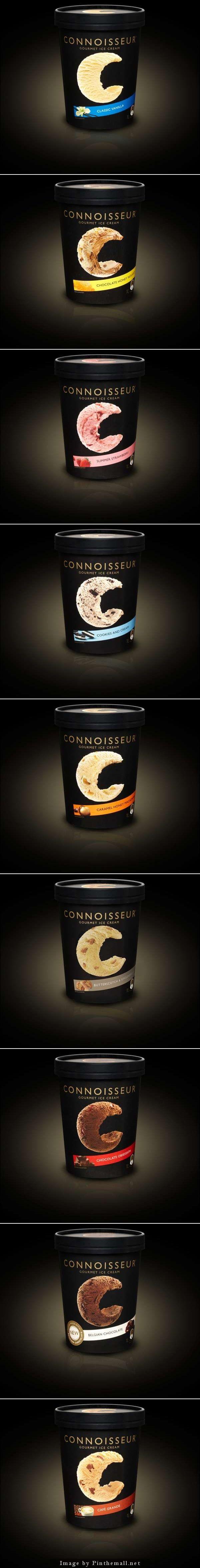 Connoisseur Ice Cream Classic Black Label Range