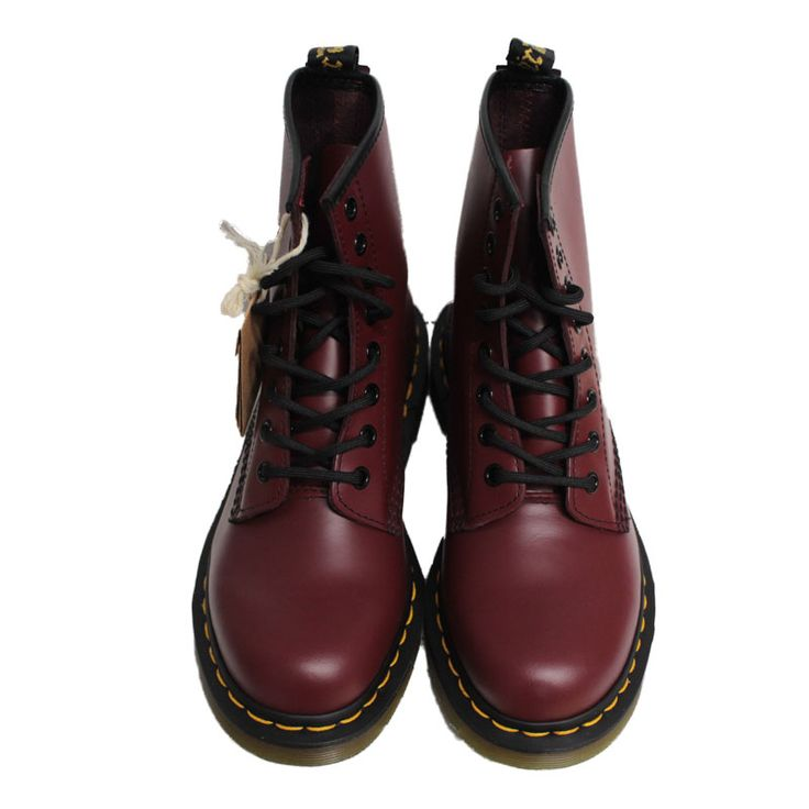 Dr Martens 1460 cherry red smooth