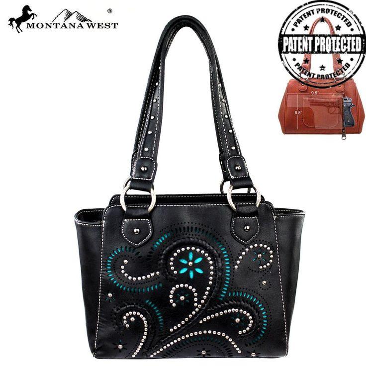 Montana West MW250G-8250 Concealed Carry Handbag