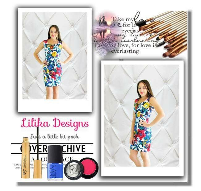 ❤️ styled by polyvore! Our gorgeous Rosie Dress! Shop now www.lilikadesigns.com