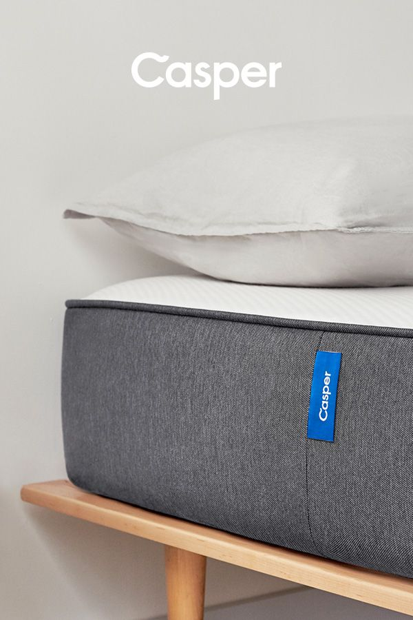 """Our outrageously comfortable mattress combines premium memory foam for support and latex foam for a healthy bounce. The sleep surface lovingly contours to your body and keeps you cool throughout the night. The best part is, it's delivered straight to your door in a small """"how did they do that?"""" sized box. Try the Casper for 100 nights, risk-free."""