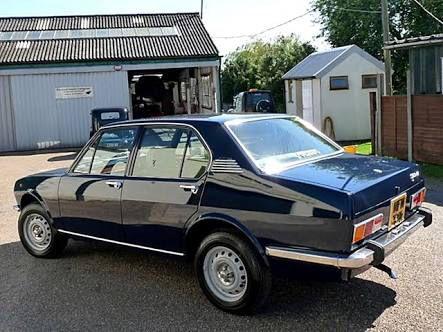 1979 Alfa Romeo Alfetta 1.8