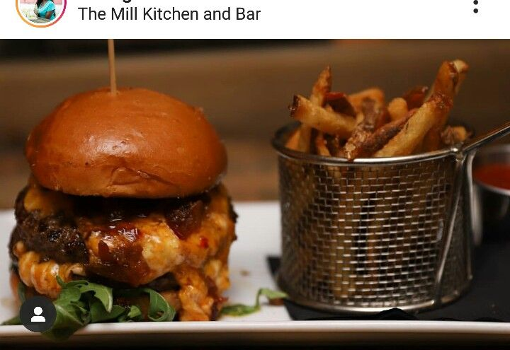 Mill Kitchen And Bar Atlanta Food Beef Kitchen