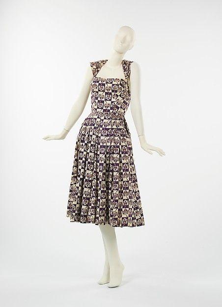 """""""The Hakama Dress"""" Carolyn Schnurer 1952"""