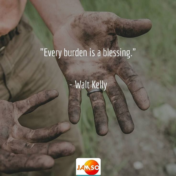 "Feeling heavy after the weekend?  Here is a #motivationmonday quote to give you a lift off for your week. ""Every burden is a blessing.""  - Walt Kelly"