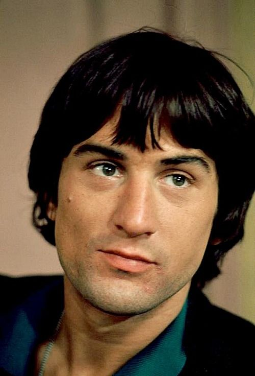 Robert De Niro candid, c. early '70s