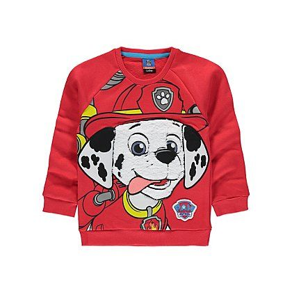 Paw Patrol Marshall Sweatshirt | Kids | George at ASDA