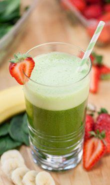 Basic Green Smoothie | Blendtec
