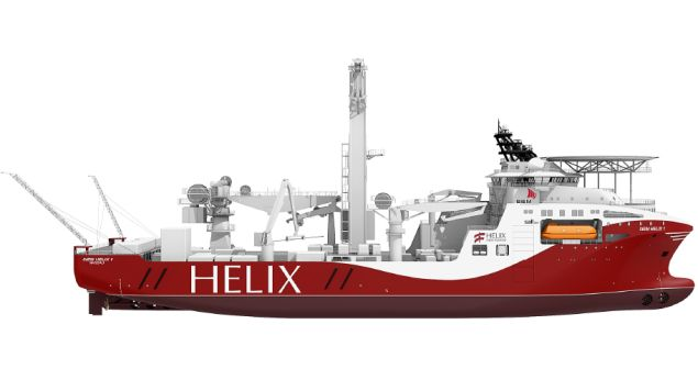 well intervention vessel - Helix Inks Petrobas Contracts