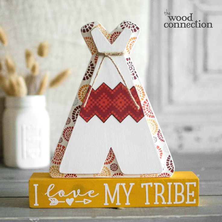 Thanksgiving Teepee {I love my tribe}