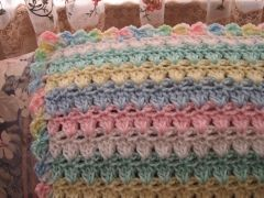 rose afghan pattern   3D Rose Crocheted Afghan – DataEntryTherapy on HubPages