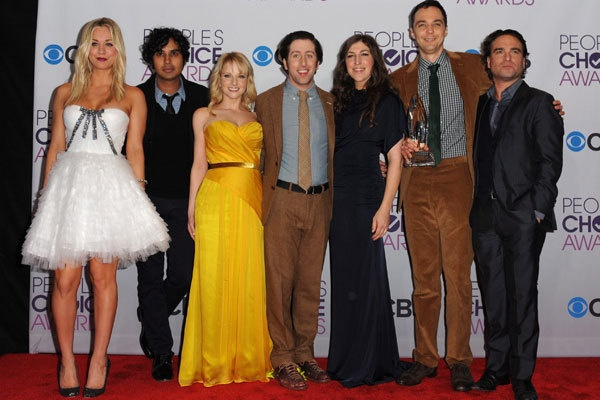 The Big Bang Theory cast sure knows how to strike a pose! Check out our exclusive photo gallery of the gang as they hit the red carpet in style! #CTV #TBBT #MayimBialik #SimonHelberg, #KunalNayyar #KaleyCuoco #JimParsons #JohnnyGalecki