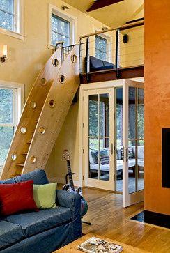 Best 43 Best Loft Ladder Ideas Images On Pinterest Stairs 400 x 300