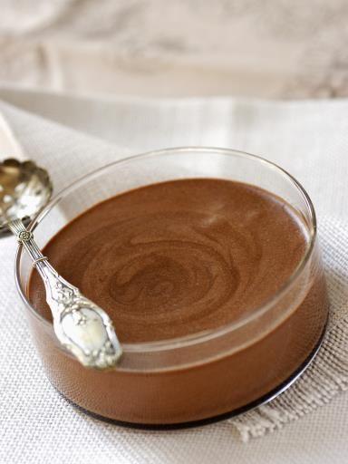 Mousse au Nutella toute simple