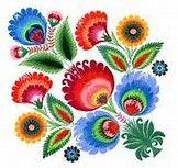Czech Folk Art Flowers - Bing Images