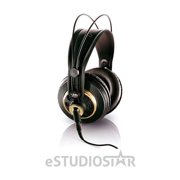 AKG K240S Semi-Open Back Studio Headphones - Used Open Box | Reverb  $55