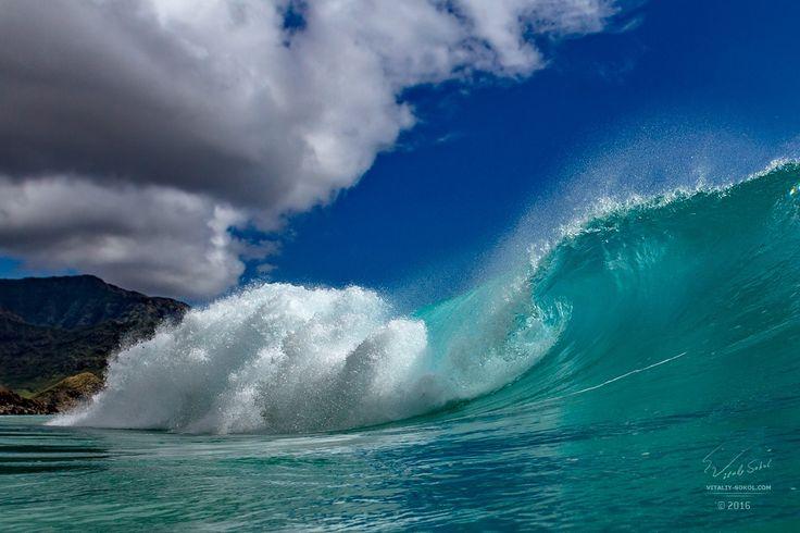 "Rip Curl - From ""Conquerors of Waves"" album Из альбома ""Покорители волн"" Гавайи, остров Оаху, 2016 Hawaii, Oahu island Photographer - Will Falcon © Виталий Сокол Waves for print: http://www.shutterstock.com/sets/120403-waves.html  Приятных мыслей в процессе созерцания!  #water #oсean #hawaii #willfalcon #pipeline #hipipeline #oahu"