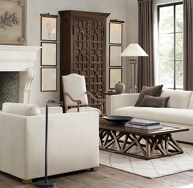 restoration hardware living room furniture 17 images about living room on coffee tables 20716