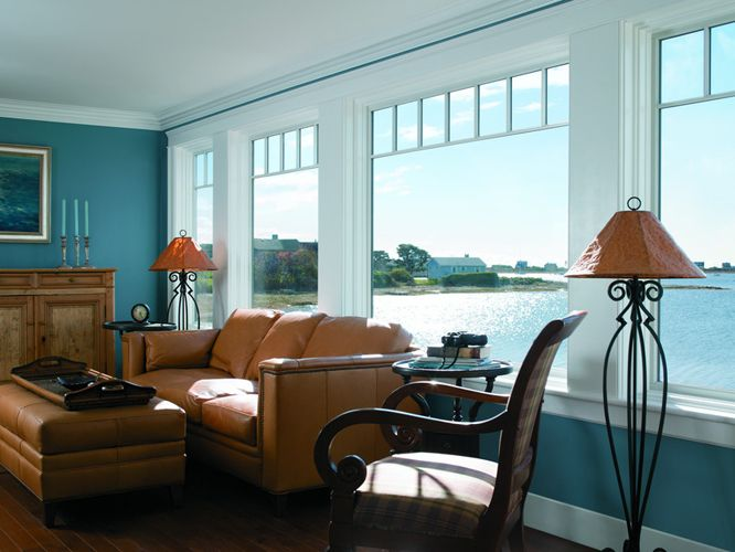Room With Casement Windows : Home living renovation a series casement window windows
