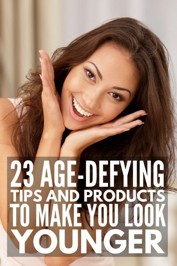 How to Look Younger with Makeup | Look 10 years younger with these makeup tips, products, and tutorials for women over 40! Learn how to apply makeup for ...