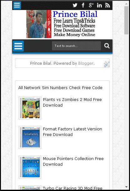 My Website App Free Download