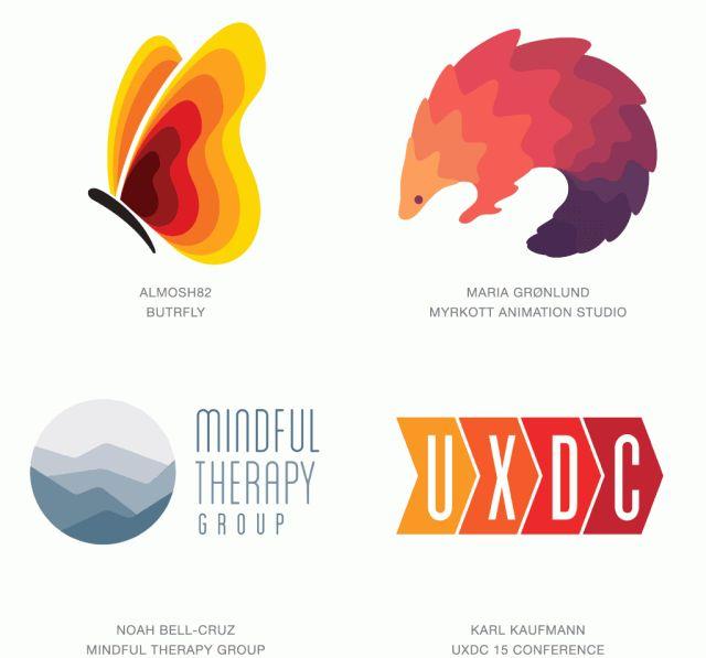 2016 Top Best Logo Designs + Trends & Inspirational Showcase | JUST™ Creative