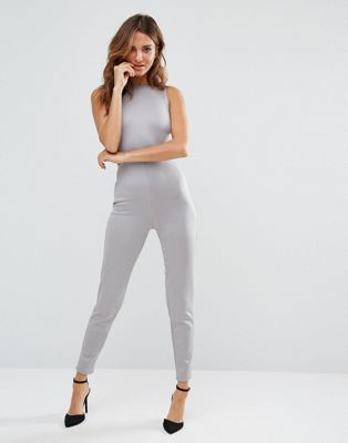 Twin Sister Cut Out Jumpsuit