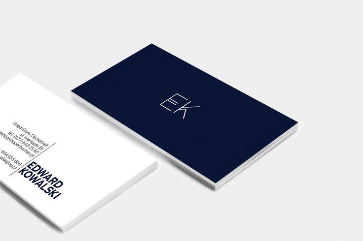Przepis na Dizajn Wizytówka Edward Krasowski 3