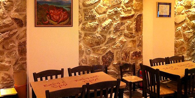 Γεύση   5 μεζεδοπωλεία για τσιμπολόγημα στο κέντρο της Αθήνας
