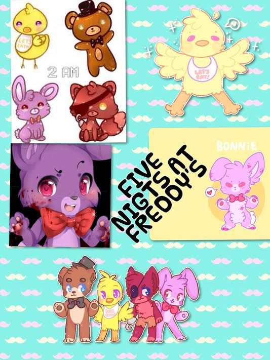 FNAF wallpaper made by @happyhorse2001 go to her account and join her FNAF board or my FNAF RolePlay board!