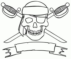 pirate skeleton coloring pages - 317 best skull day of the dead coloring images on