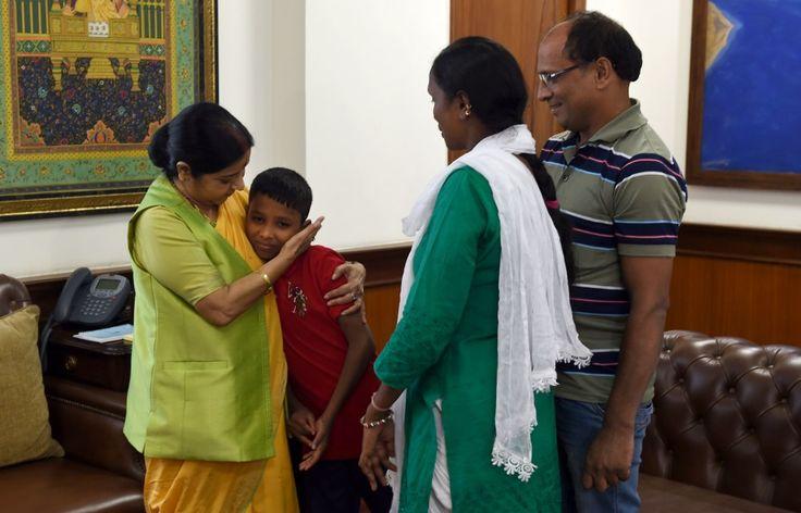 Inde : Il retrouve sa famille après 6 ans d'esclavage domestique