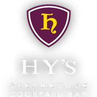 Hy's Steakhouse & Cocktail Bar (I've been here before, it's very old school & good)