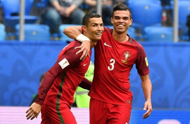 Portugal devora a Nueva Zelanda y llega como líder a semifinales | Copa Confederaciones | EL MUNDO http://www.elmundo.es/deportes/futbol/2017/06/24/594e96c9268e3e48288b4596.html