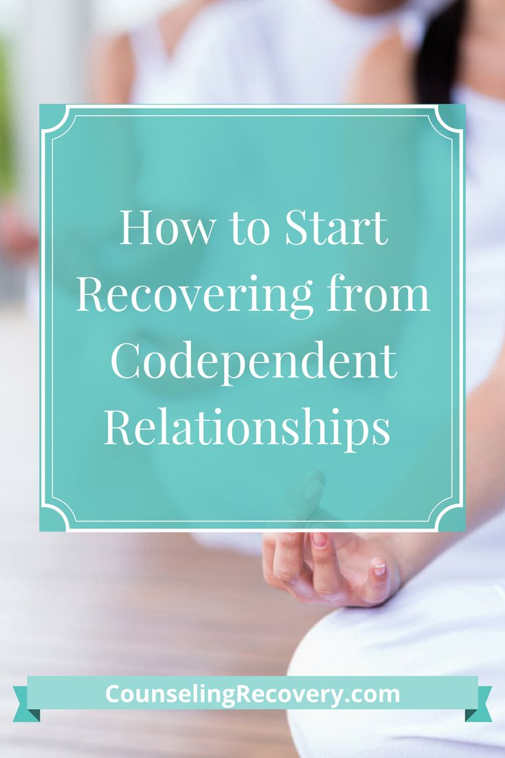 Detailing Codependent Relationships