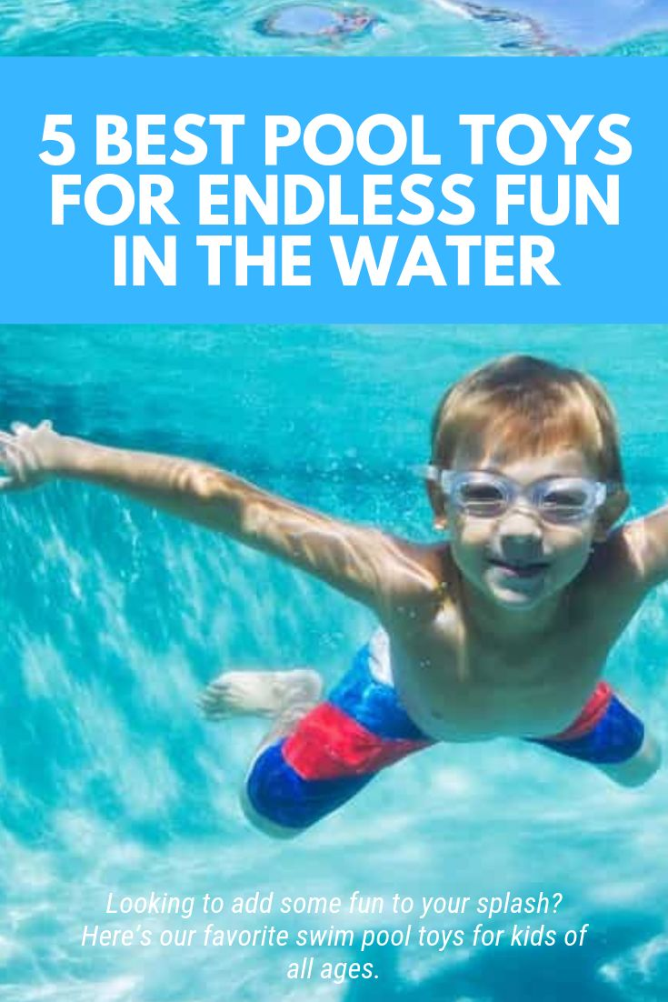 Best Pool Toys for Endless Fun in the Water