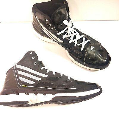 Adidas Mens size 14 Hi-Tops Sneaker