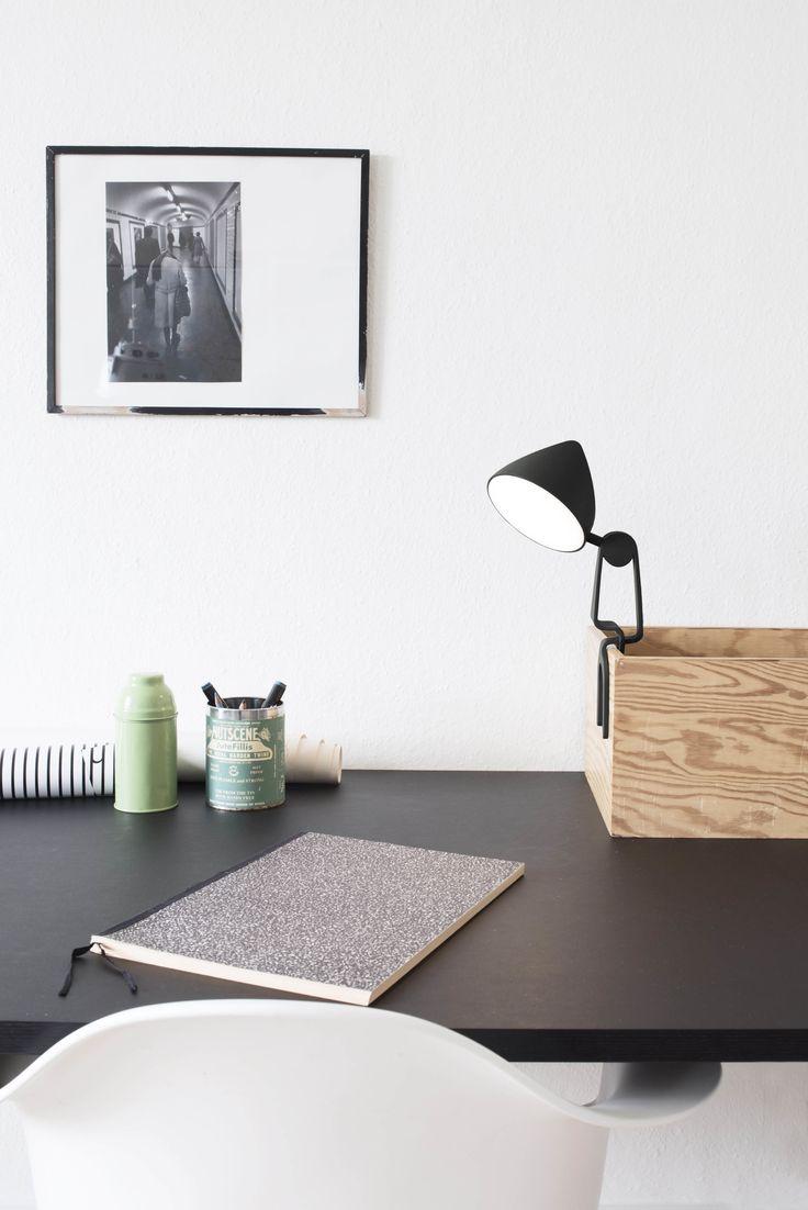 MARIE HESSELDAHL - SNAP LAMP