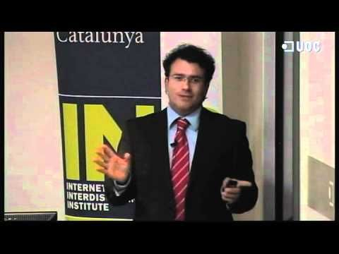 Gustavo Cardoso_'Més enllà d'Internet i dels mitjans de comunicació de massa'_13/10/2010 - YouTube